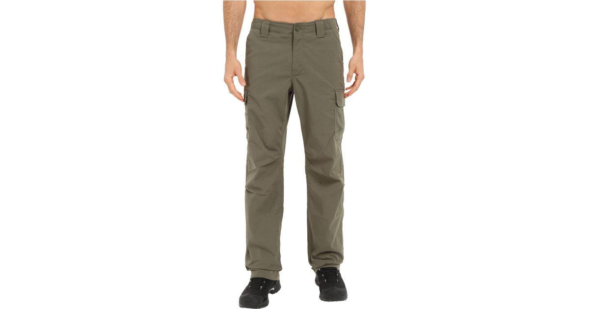 1104f523dadb5f Lyst - Under Armour Ua Tac Patrol Pants Ii in Green for Men