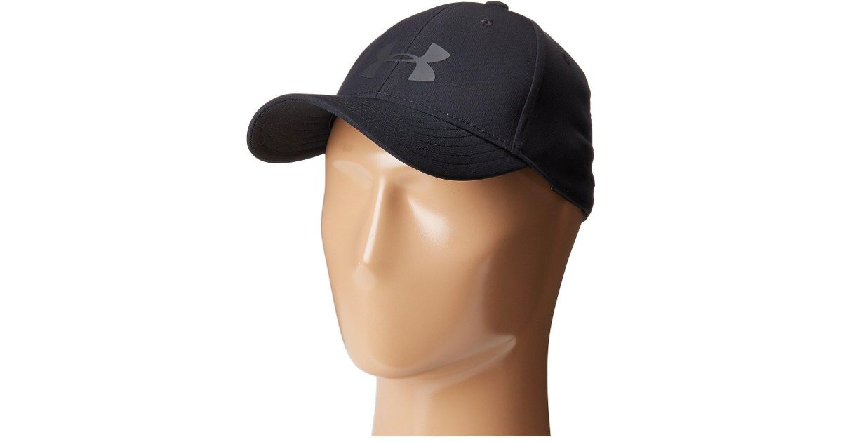 Lyst - Under Armour Ua Storm Headline Cap (youth) in Black for Men db3663d991b