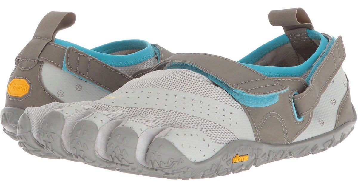 f70c60735dc4 Lyst - Vibram Fivefingers V-aqua (black) Women s Shoes in Gray