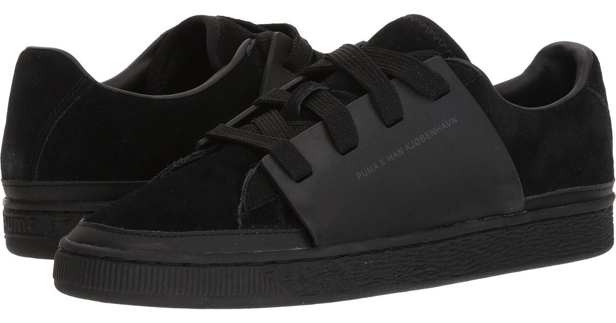 e9d633d44fc2 Lyst - PUMA X Han Kjøbenhavn Suede Sneaker in Black for Men - Save 45%