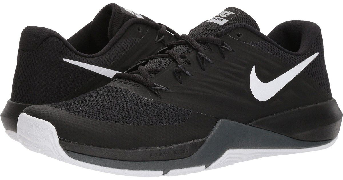 save off 846db 975eb Lyst - Nike Lunar Prime Iron Ii in Black for Men - Save 8%