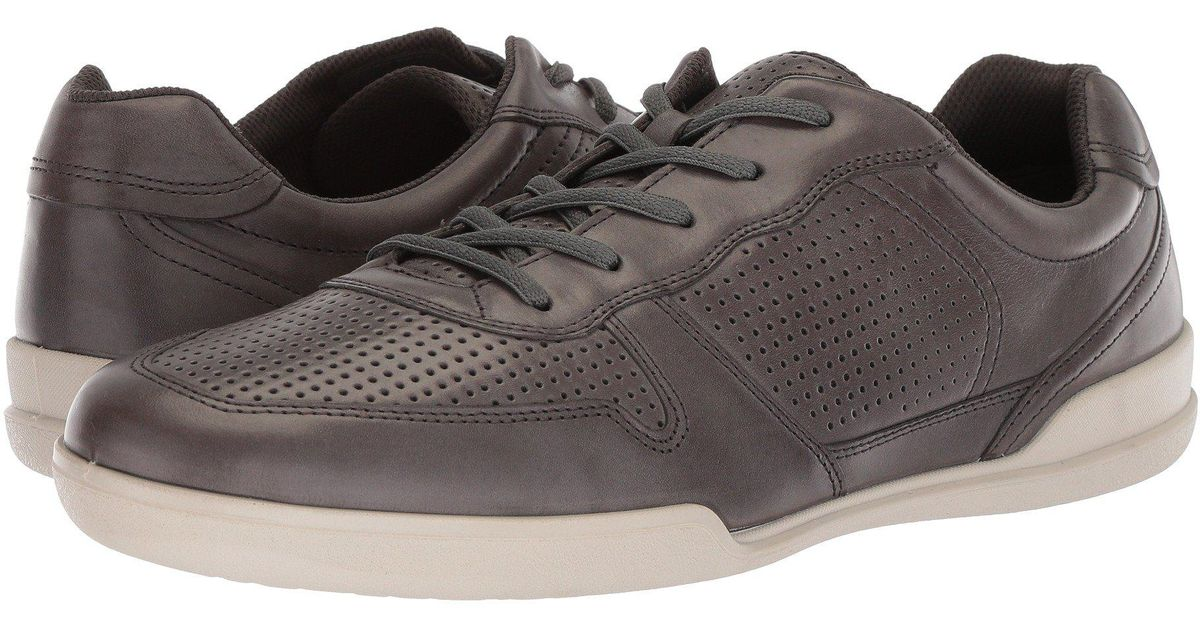 772310cbceb4 Lyst - Ecco Enrico Tie Sneaker for Men - Save 55%