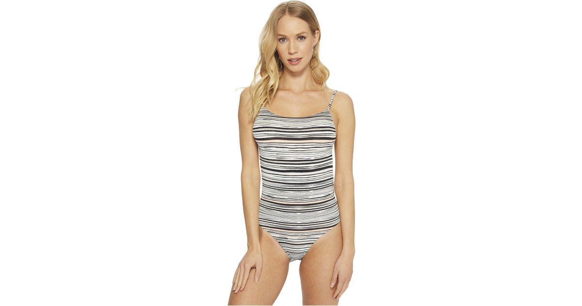 56ce474d7148 Roxy Girl Of The Sea One Piece Swimsuit - Save 44% - Lyst