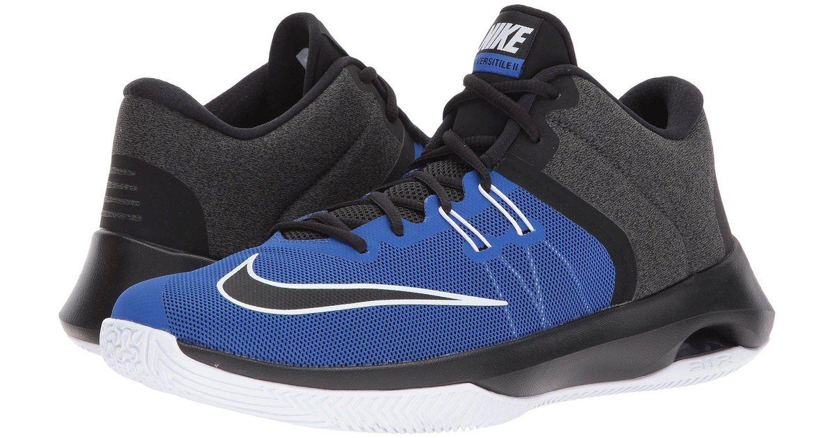 new style 2315b 3d378 Nike Air Versitile Ii in Black for Men - Lyst
