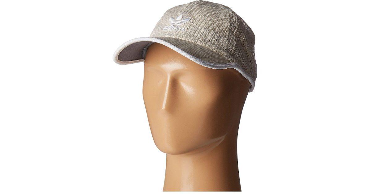c77affae Lyst - adidas Originals Originals Prime Strapback Cap (black/onix) Caps for  Men