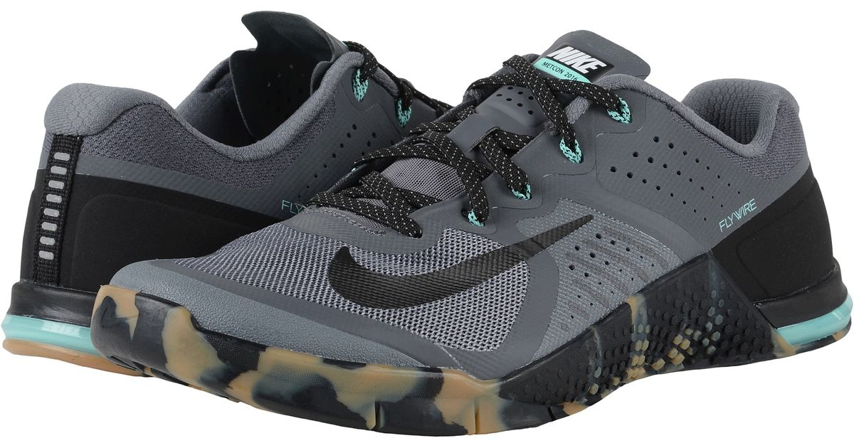 61a98a907fc Lyst - Nike Metcon 2 in Gray for Men