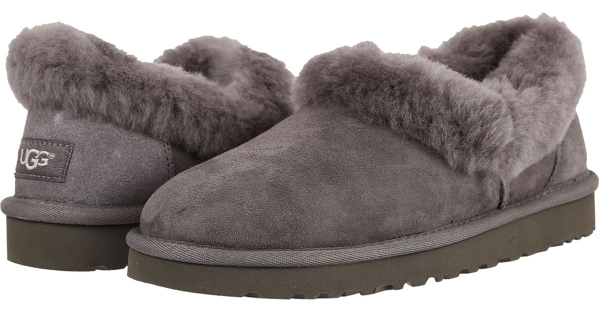36981f9b82e Lyst - UGG Nita in Gray