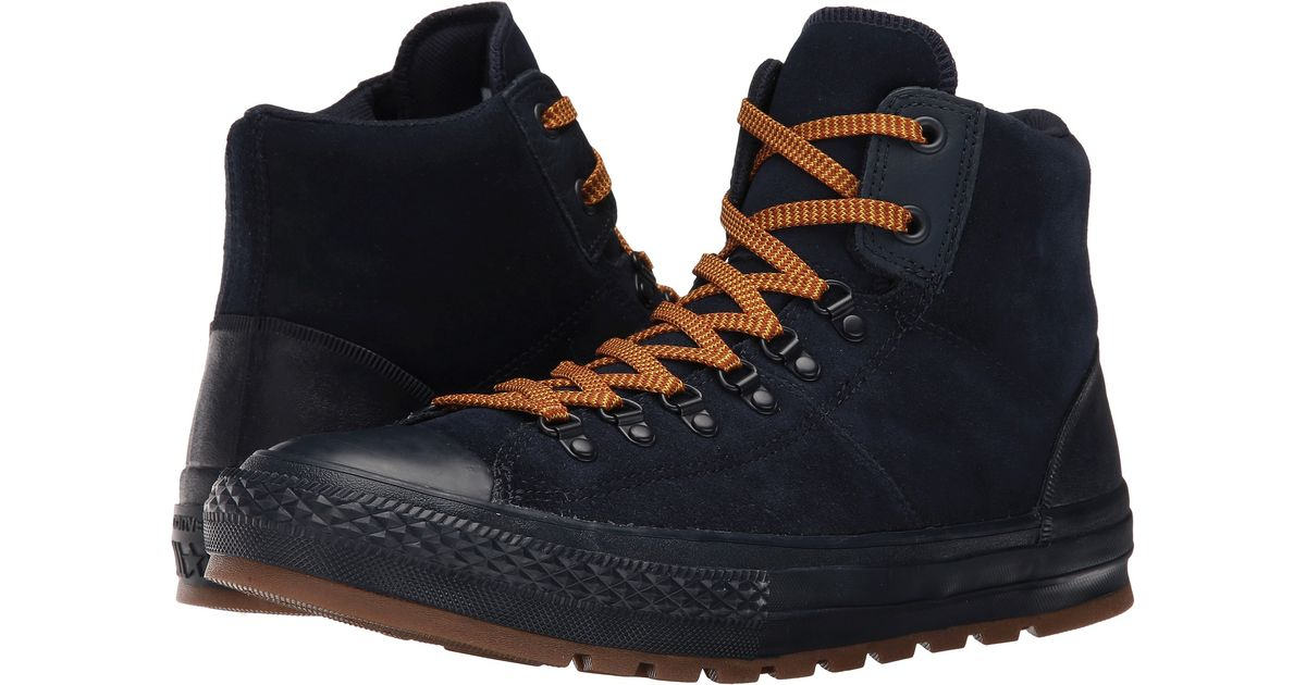 670454185440 Lyst - Converse Chuck Taylor® All Star® Suede Street Hiker for Men