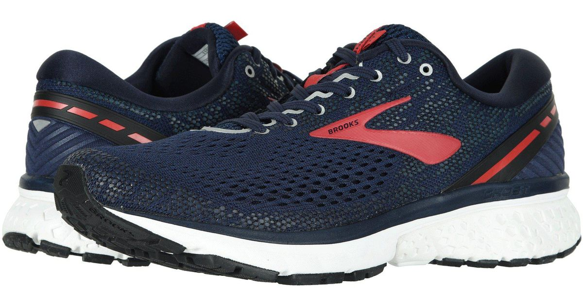 9476b4cdae5 Lyst - Brooks Ghost 11 (black graystone cherry) Men s Running Shoes in Blue  for Men