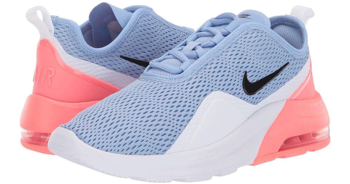 Nike Rubber Air Max Motion 2 (whitelaser Fuchsiapale Pink