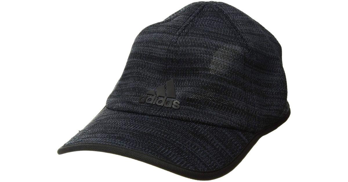 df3c6fa023c82 Lyst - adidas Superlite Prime Ii Cap (white clear Grey) Caps in Black for  Men