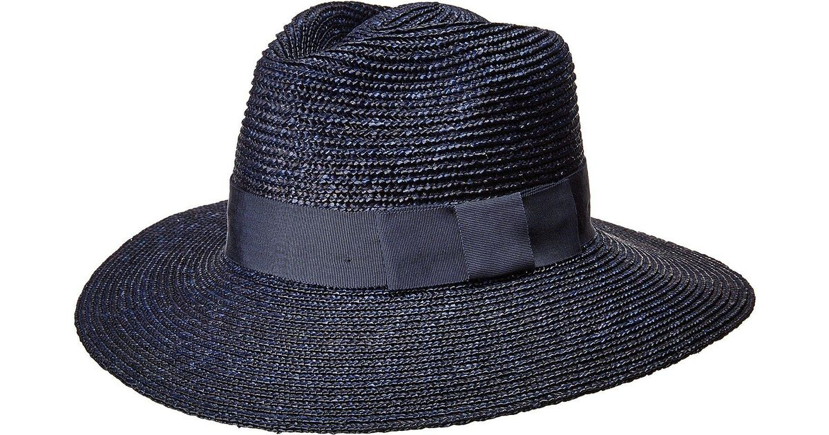 f30dd3cafe9 Lyst - Brixton Joanna Hat (washed Black brown) Caps in Blue for Men