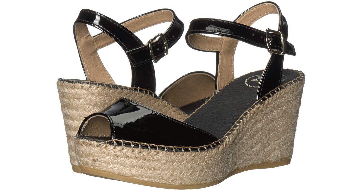0659ebd5b7 Toni Pons Laura-xa (taupe) Women's Shoes in Black - Lyst