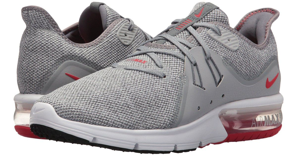 Lyst - Nike Air Max Sequent 3 in Gray for Men - Save 22% 6c12f3f5f