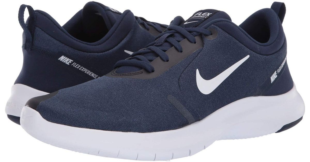 fcd4b8673220 Lyst - Nike Flex Experience Rn 8 (gunsmoke university Red vast Grey) Men s  Running Shoes in Blue for Men - Save 2%