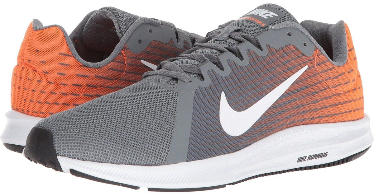 16f3d2f8cfebf Lyst - Nike Downshifter 8 in Gray for Men