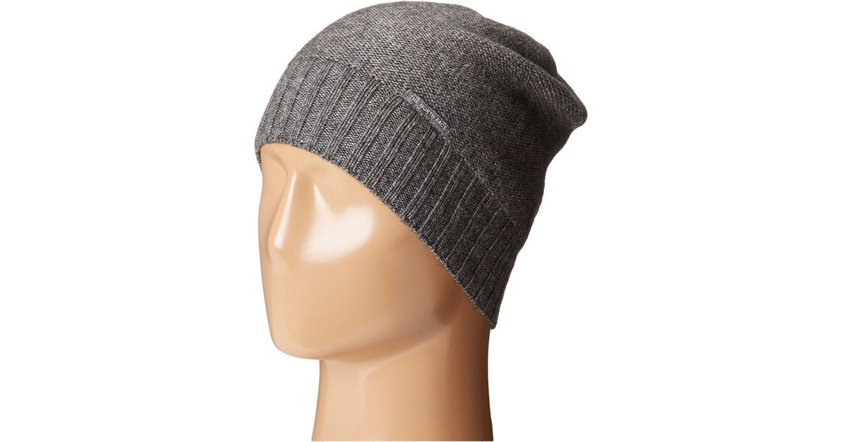 921a76f3997 Lyst - The North Face Classic Wool Beanie (tnf Black (prior Season)) Beanies  in Gray