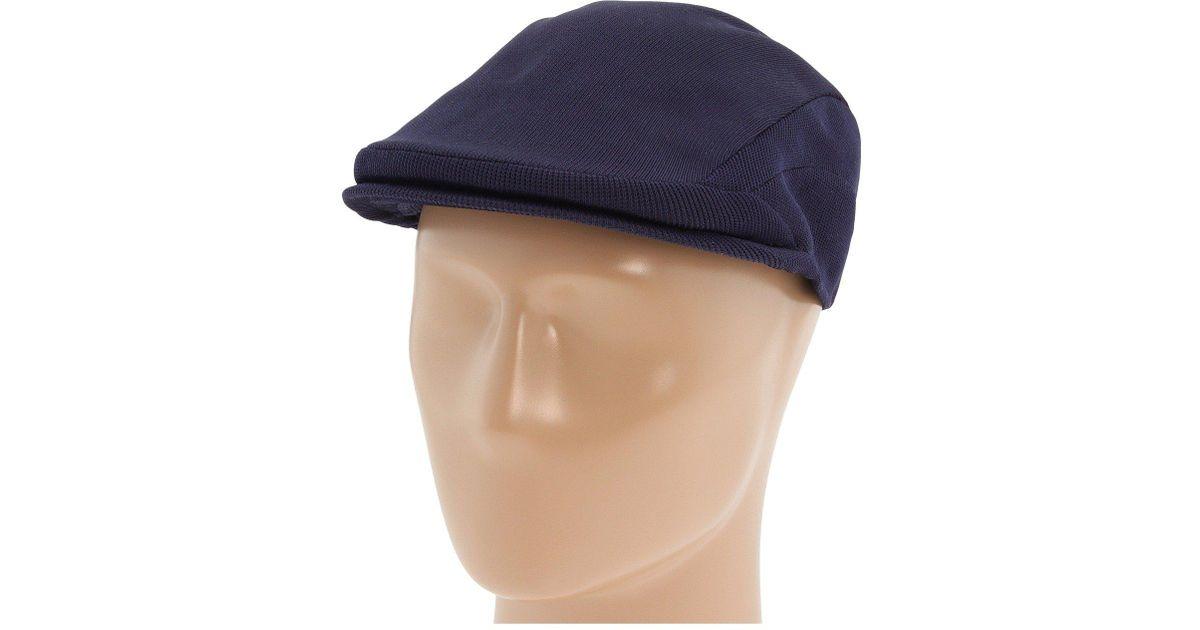 8fc100be Kangol Wool 507 Cap in Blue for Men - Lyst