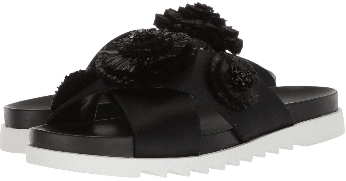 Women's Feeltheluv Satin Slide Sandal