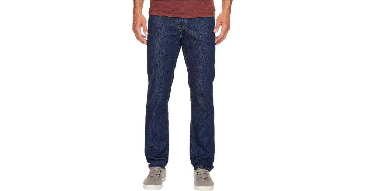 63e1636d3cd295 Lyst - Levi's 511 Slim Fit - Made In The Usa in Blue for Men