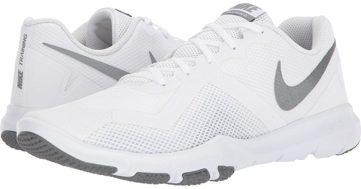 147f58a84934 Lyst - Nike Flex Control Ii (black gym Red white) Men s Cross Training Shoes  in White for Men