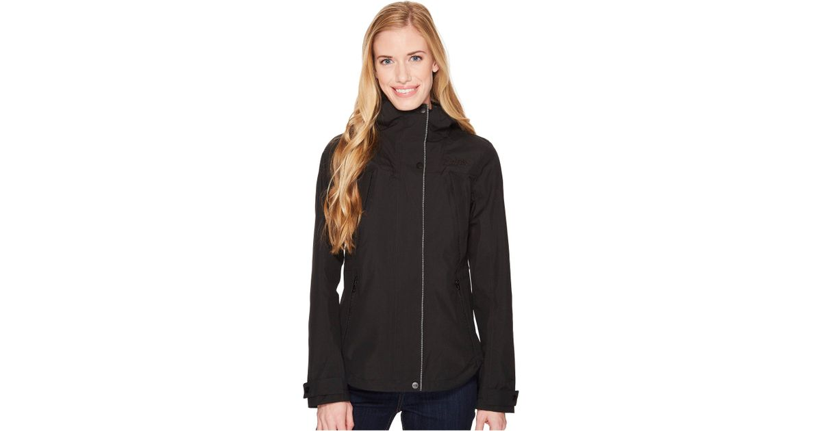 148b0b56e420 Lyst - The North Face Ditmas Rain Jacket in Black - Save 11%