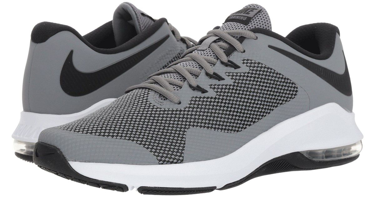 6c4a2249f946 Lyst - Nike Air Max Alpha Trainer Training Shoe in Gray for Men