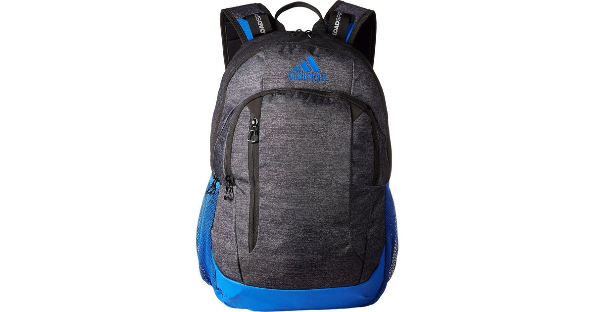 e14f6f566b6c Lyst - adidas Mission Plus Backpack in Black for Men