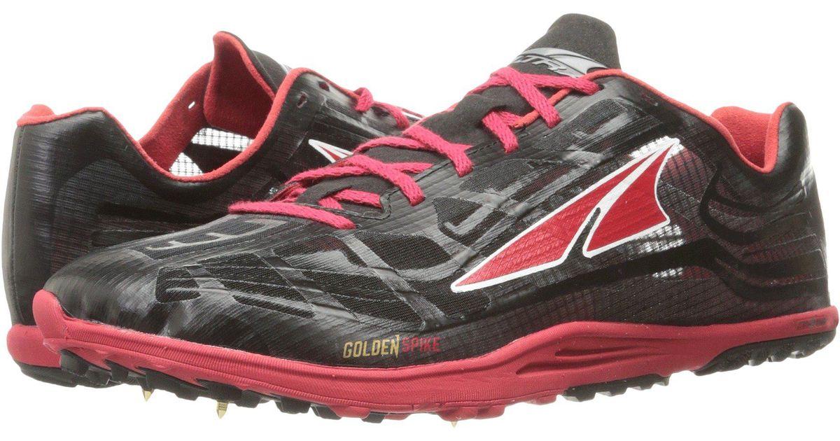 fb311f3effd Altra - Black Golden Spike (lime/blue) Athletic Shoes for Men - Lyst