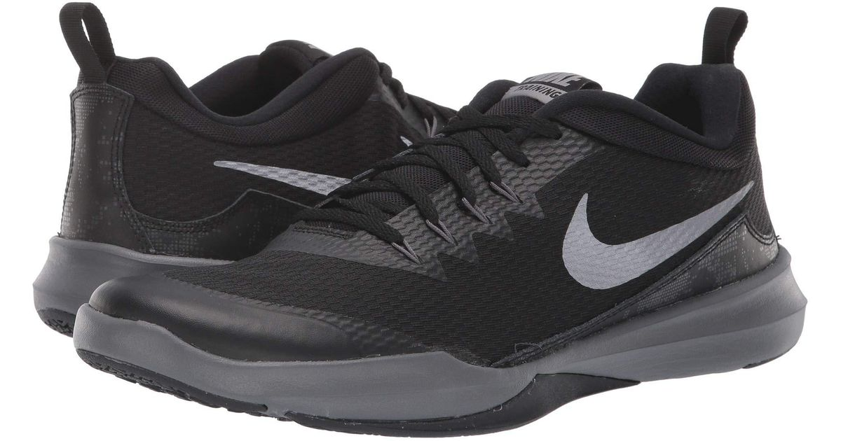 0889de01bb8 Lyst - Nike Legend Trainer (black metallic Silver white) Men s Cross  Training Shoes in Gray for Men