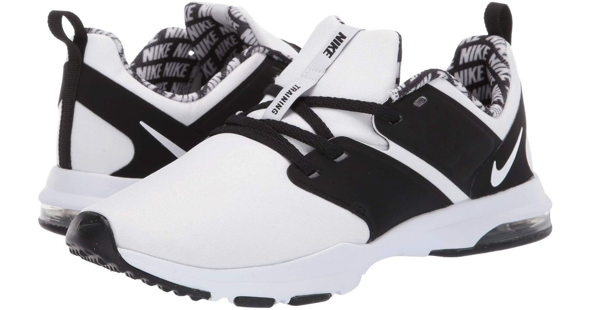 cde3911b0b75 Lyst - Nike Air Bella Tr Print (black white) Women s Cross Training Shoes  in White
