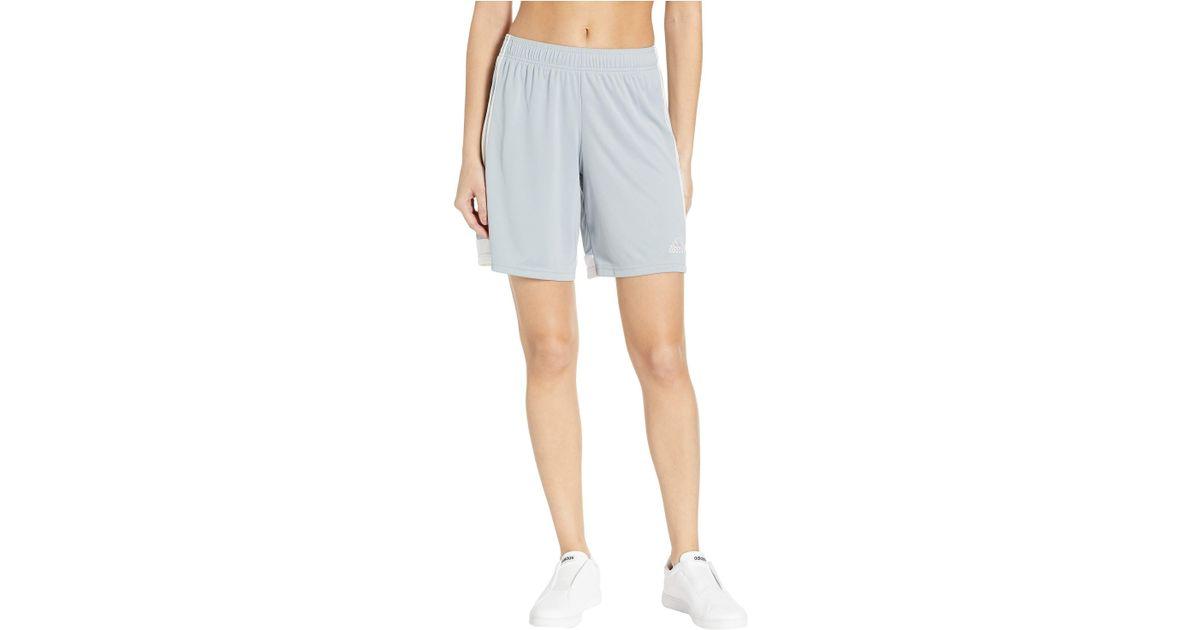 ccd849ec1 adidas Tastigo '19 Shorts (black/white) Women's Shorts in White - Lyst