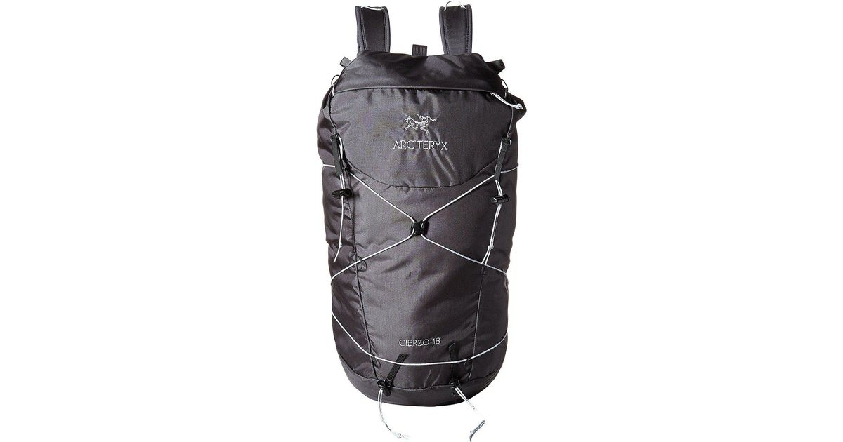 f67dedbd82 Arc'teryx Cierzo 18 Backpack (inkwell) Backpack Bags for Men - Lyst