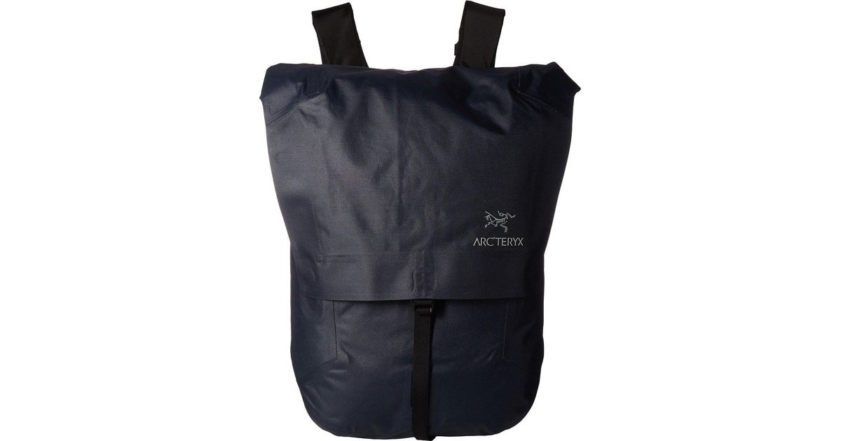 4a6937b504f Arc'teryx Granville Daypack (nighthawk) Backpack Bags in Blue for Men - Lyst