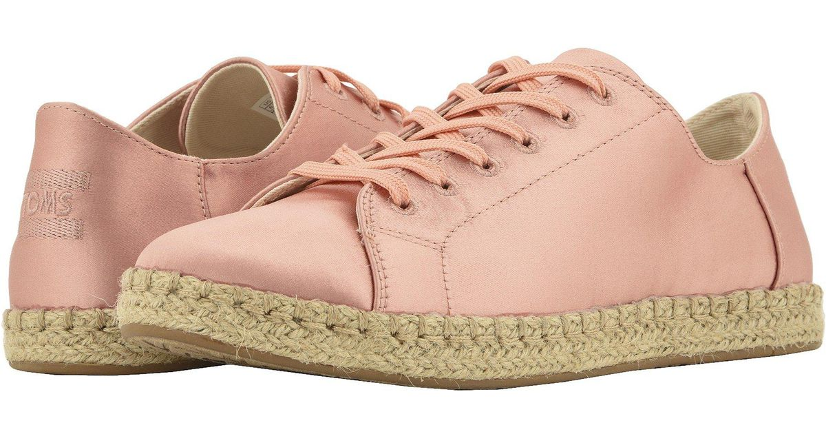 0d9dd1a2c15 Lyst - TOMS Lena in Pink - Save 20%