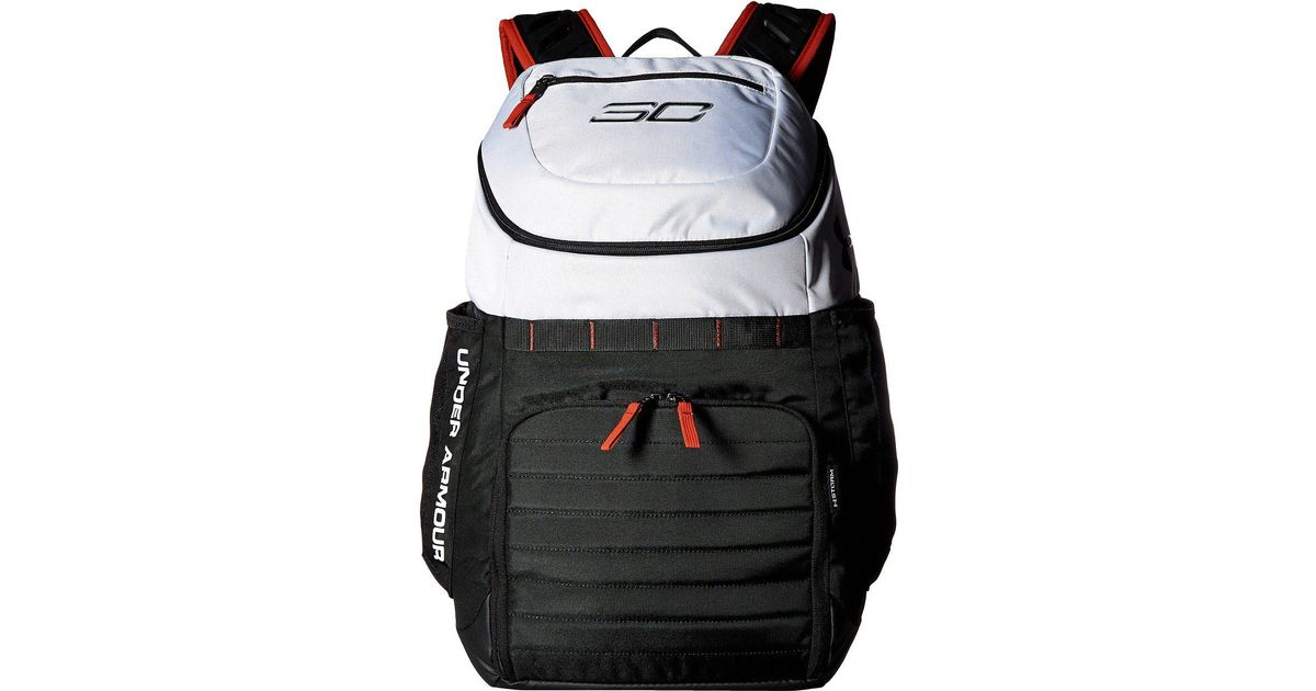 d5a3811eb Under Armour Ua Sc30 Undeniable Backpack in Black for Men - Lyst