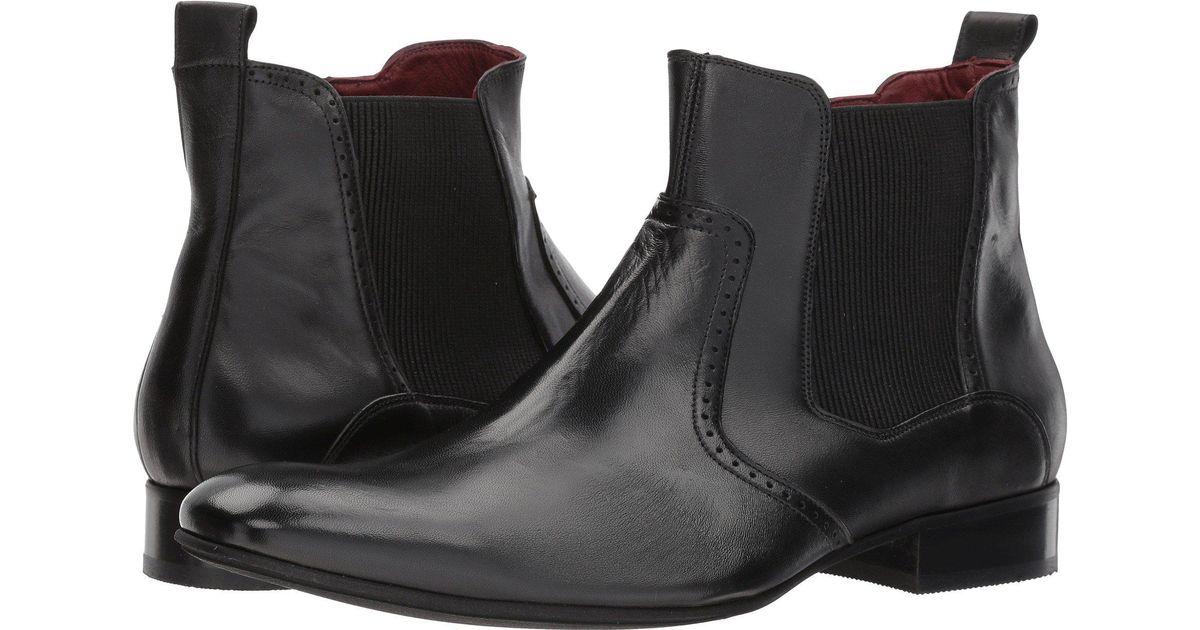 Massimo Matteo Chelsea Buckle Boot tIYPX3co