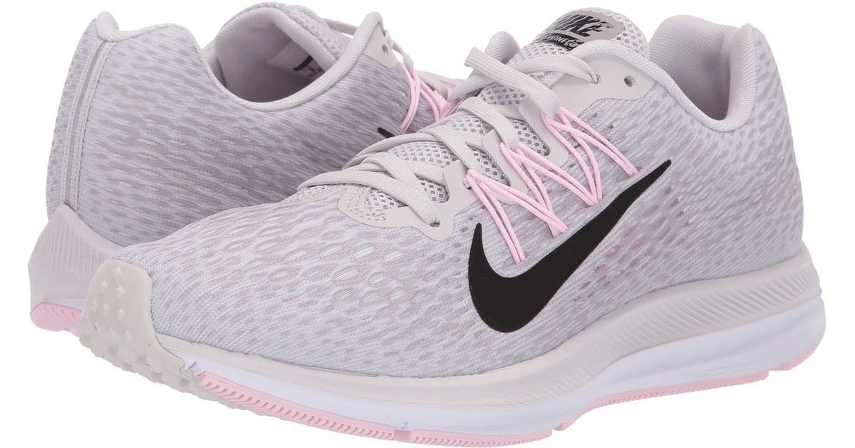 info for 6ab81 8c284 Lyst - Nike Air Zoom Winflo 5 (black white anthracite) Women s Running  Shoes in Gray