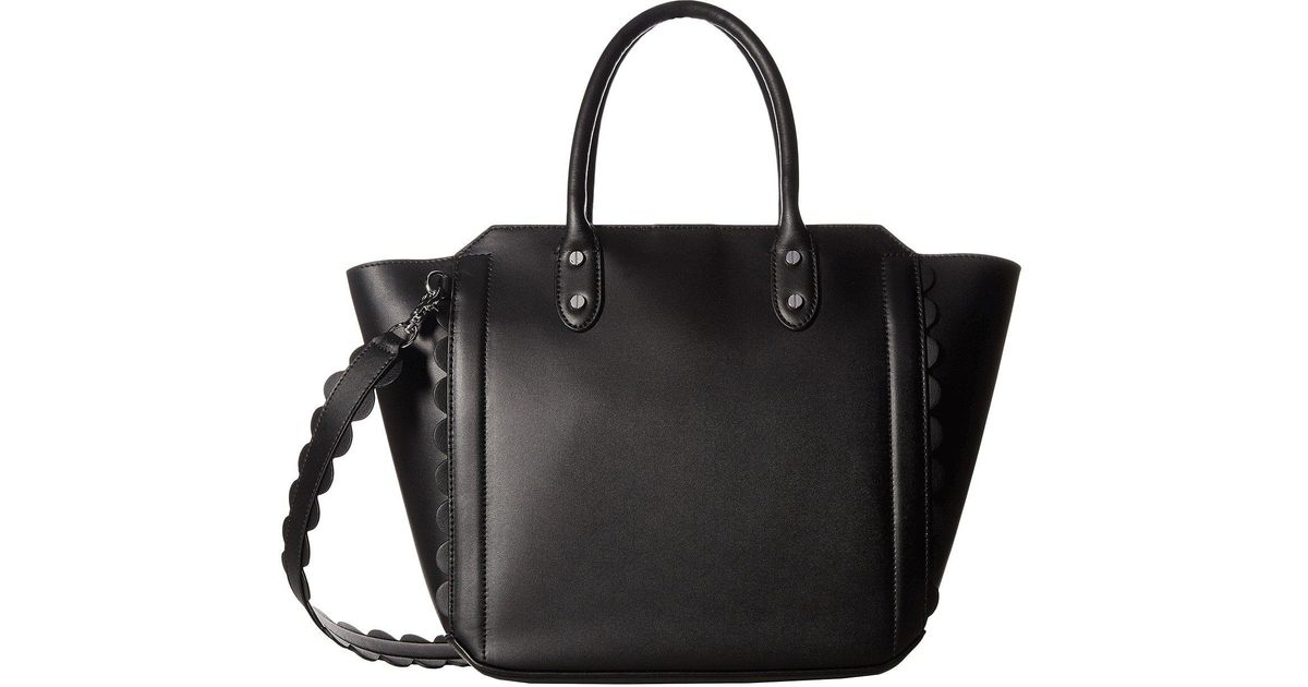 fd8400796173 Lyst - Ivanka Trump Tribeca Solutions Satchel in Black