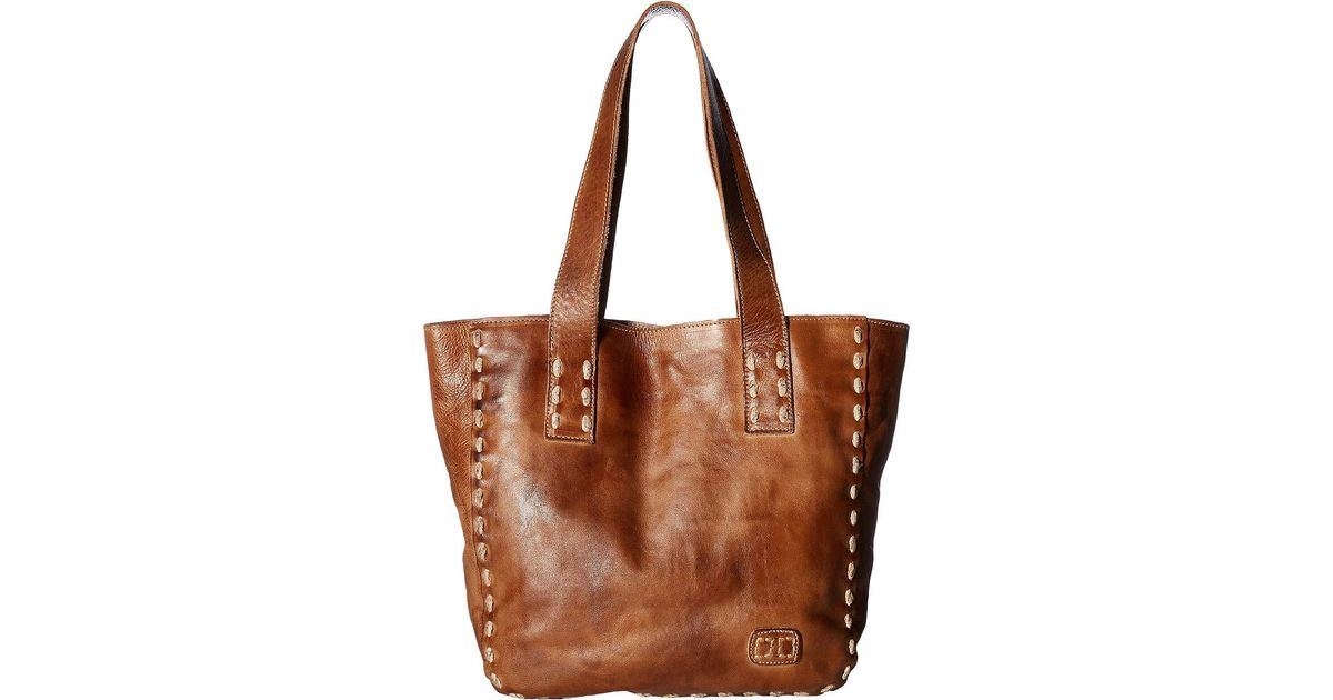 5a7ff44e1 Lyst - Bed Stu Stevie (taupe Rustic) Bags in Brown
