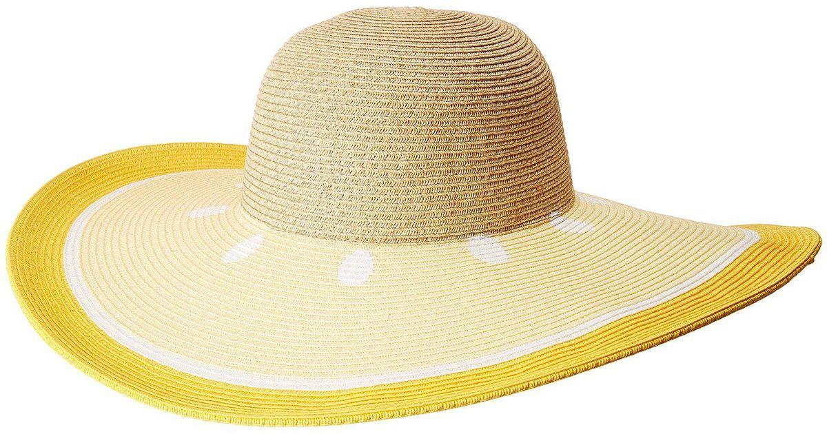 Lyst - San Diego Hat Company Ubl6803 Ultrabraid Sun Brim Fruit (orange) Caps  in Yellow 24e9d35b5e23
