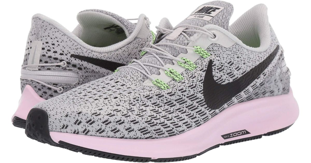 874b6718b74d Lyst - Nike Air Zoom Pegasus 35 Running Shoe in Gray - Save 26%