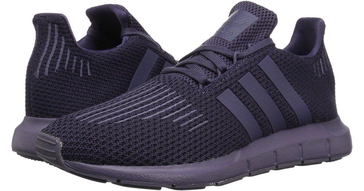 8e3cf6a28c942 Lyst - adidas Originals Swift Run (trace Purple trace Purple trace Purple)  Women s Shoes in Purple