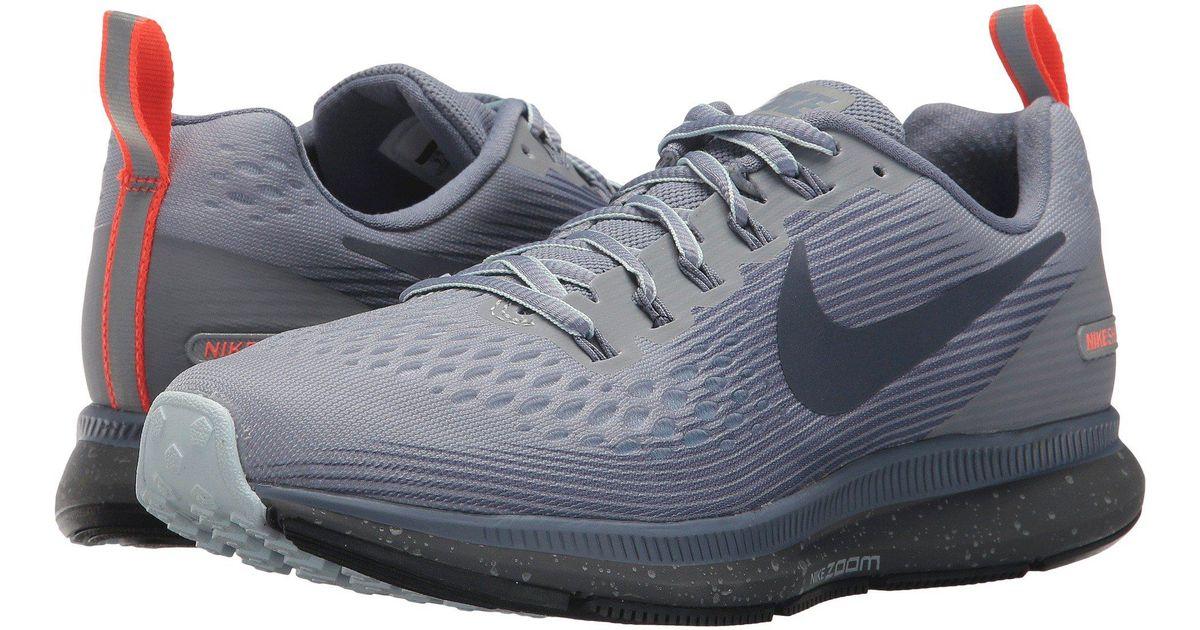c0e8aadbae1a Sky Blå Zoom Wolf Blue Bluedark Greythunder Air Damesko Nike I 34 Pegasus  Lyst Shield nfTzRwfq