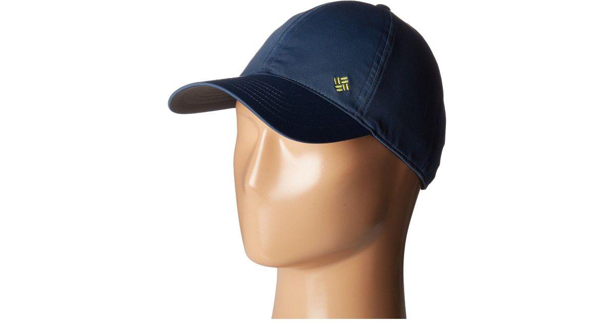 44dbb068cc498 Columbia Coolhead Ballcap Iii in Blue for Men - Lyst