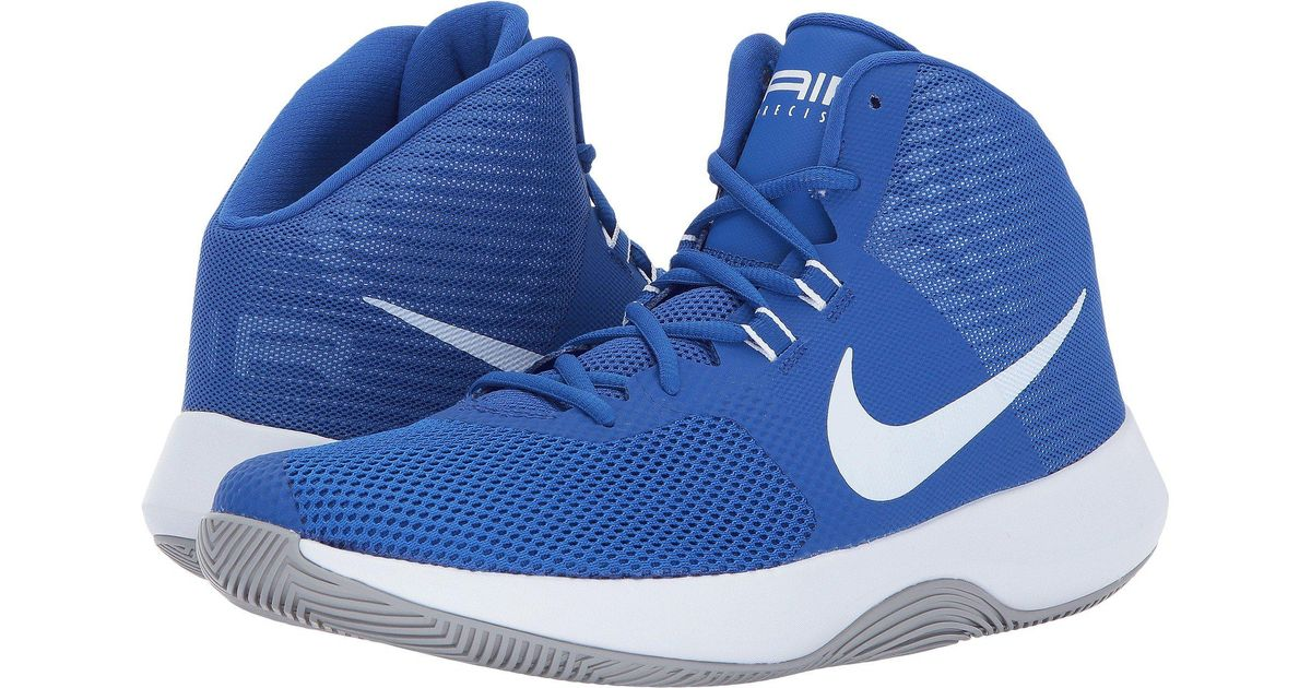d2ee3c0fe4a2 Nike Air Precision in Blue for Men - Lyst