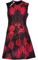 Nanette Lepore Short Dress - Lyst