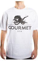 Gourmet The Octopus Tee - Lyst
