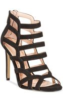 Enzo Angiolini Brien Caged Sandals - Lyst