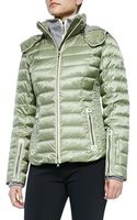 Bogner Kylie Two-way-zip Puffer Jacket with Removable Hood - Lyst
